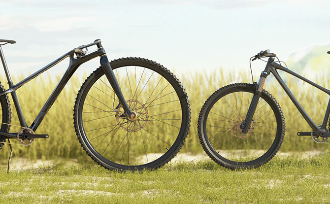 Ridiculous XC Bike – Interpolate