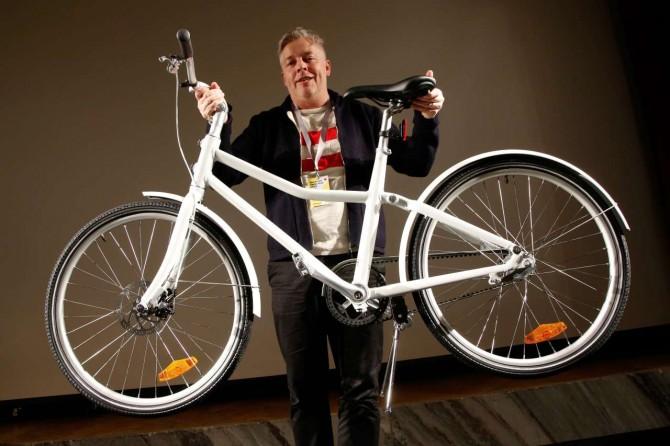 Ny cykel fra IKEA