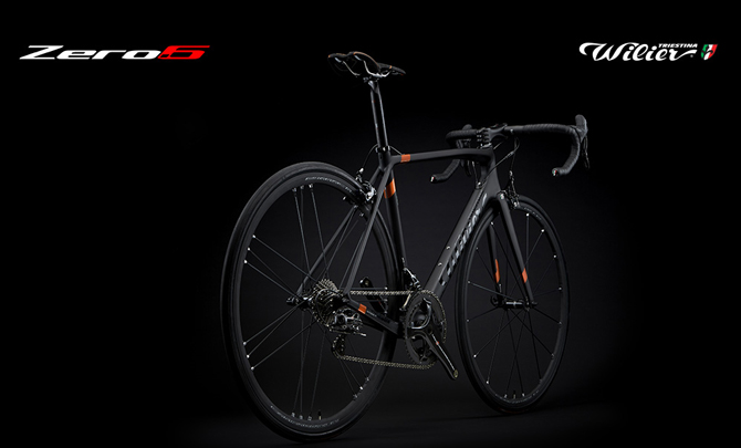 Wilier Zero 6 Limited Edition