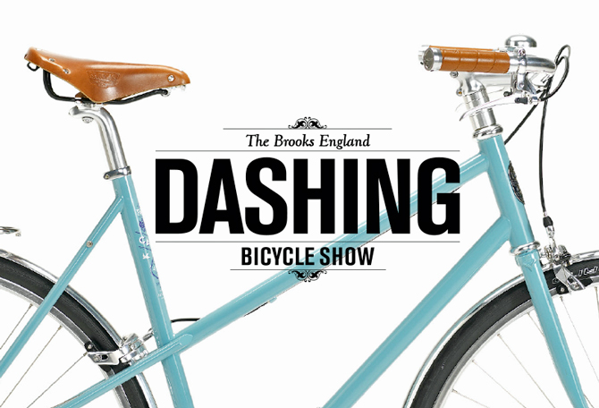 Brooks Dashing Bicycle Show