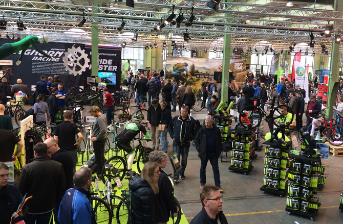 Indtryk fra Copenhagen Bike Show