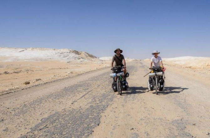 Bicycle Travelers Magazine