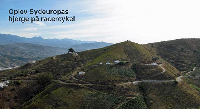 Cykelrejser til Sydeuropas bjerge