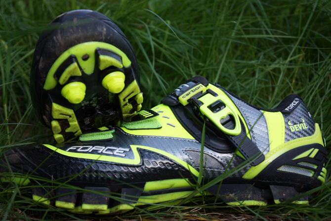 TEST: Force Devil MTB sko