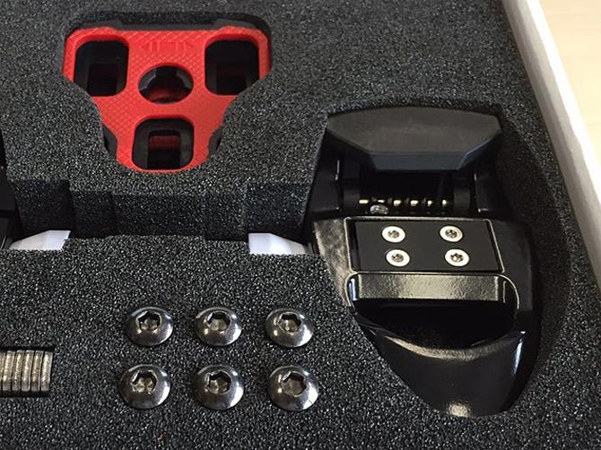 Edco 3ax pedals