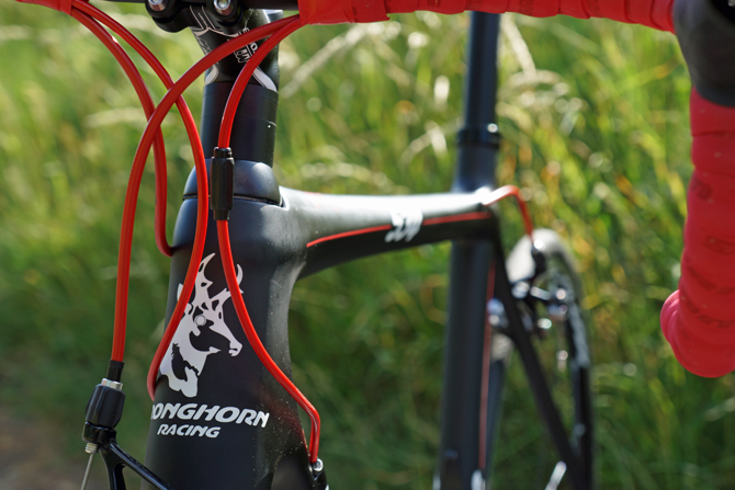 TEST: Pronghorn Carbon Road