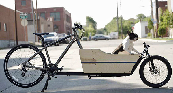 The Lift Cargo Bike | CYKELPORTALEN