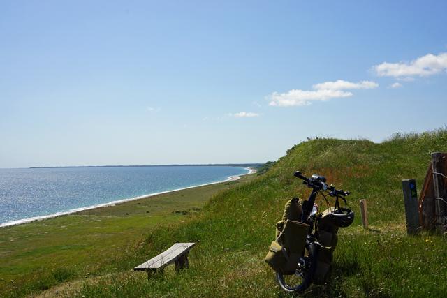 Sommersol på Samsø