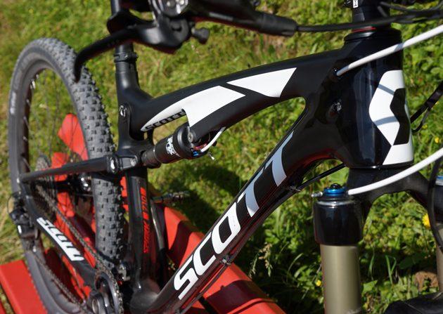 TEST: Scott Spark 710 XT Di2