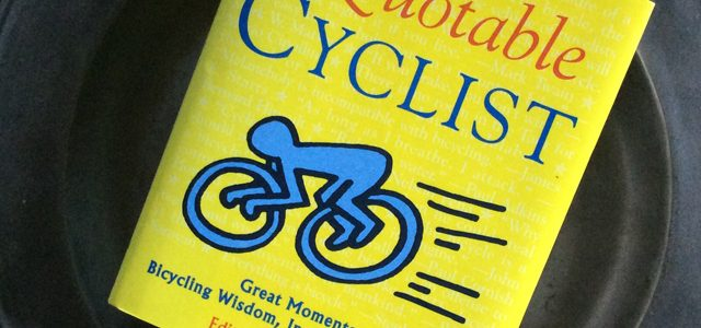 Anmeldelse: The Quotable Cyclist