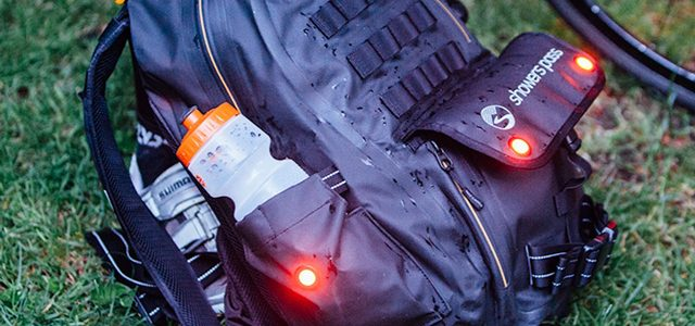 Vandtætte og funktionelle cykelrygsække