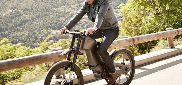 EUROBIKE 2016: Bilgigant går ind på markedet for elcykler