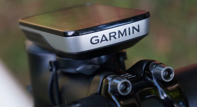 TEST: Garmin Edge 820