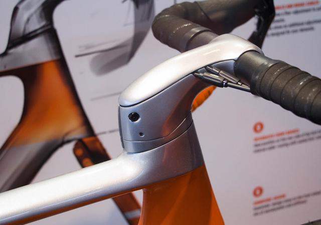 Spændende konceptcykel blev vist på Eurobike