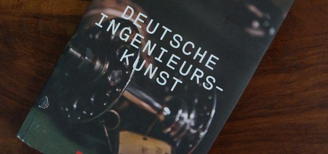 ANMELDELSE: Deutsche Ingenieurs Kunst