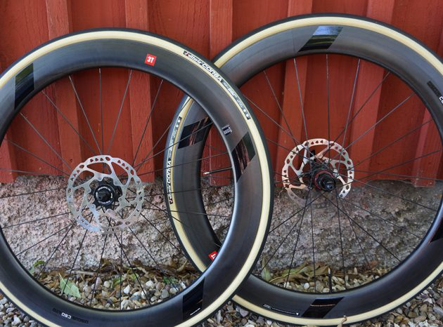 TEST: 3T Discus C60 LTD