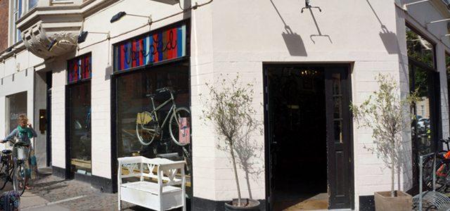 Cykelforretning med SJÆL