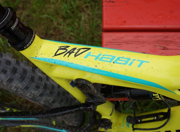 TEST: Cannondale Bad Habit Carbon 1