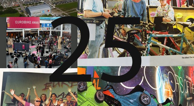 25 år med Eurobike