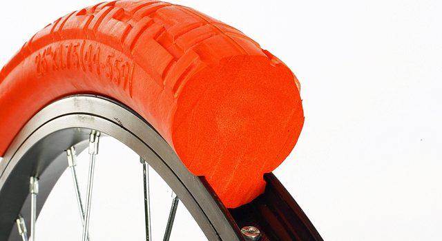 Punkterfri dæk står måske for sit helt store gennembrud