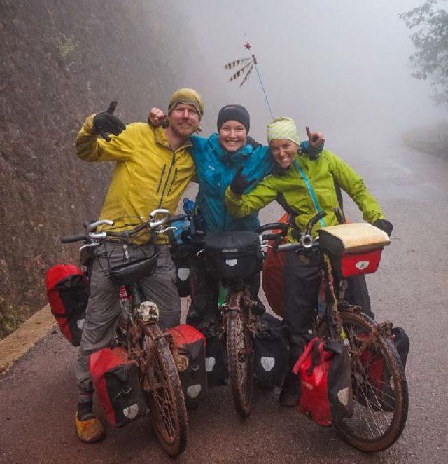 Nyt nummer af Bicycle Traveller Magazine