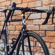 Danmarkspremiere på Engelsk cykelmærke