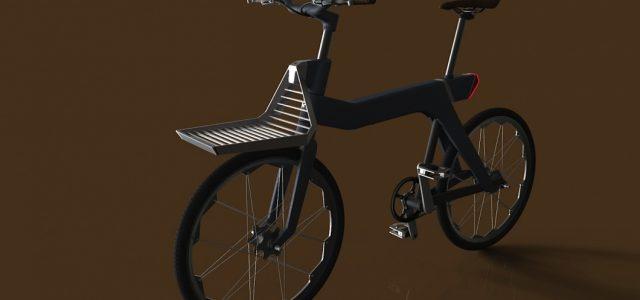 Fremtidens cykel fra Kildemoes
