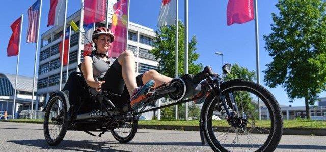 Cykelportalen på Eurobike
