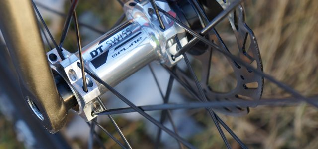 TEST: DT Swiss R32 Spline DB