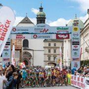 Følg Tour of the Alps fra Tirol til Italien
