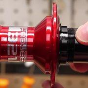 Hjulnav med magnetisk indgreb giver flere muligheder