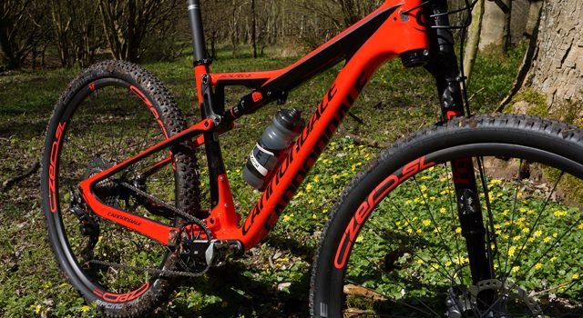 TEST: Cannondale Scalpel SI Carbon 1