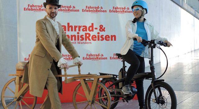 Cykelhjulet fejres