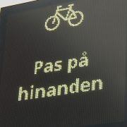 København helt i front med trafiktavler