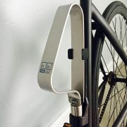 Cykellås i titanium
