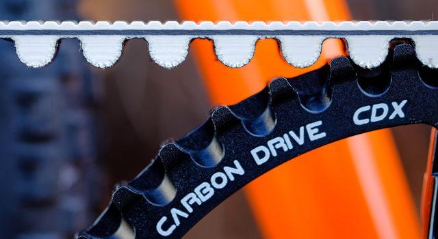Nye farver fra Gates Carbon Drive