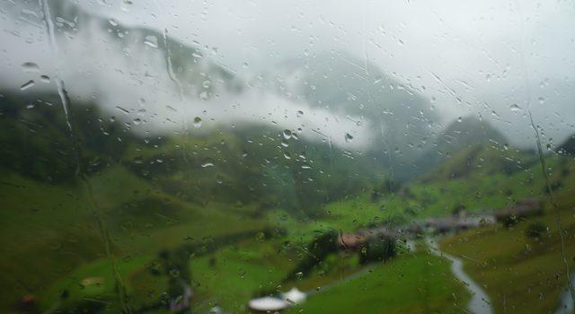 Cykling i regnvejr, et spørgsmål om vilje