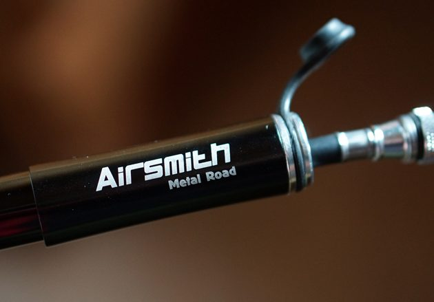 TEST: Airsmith Metal Road M
