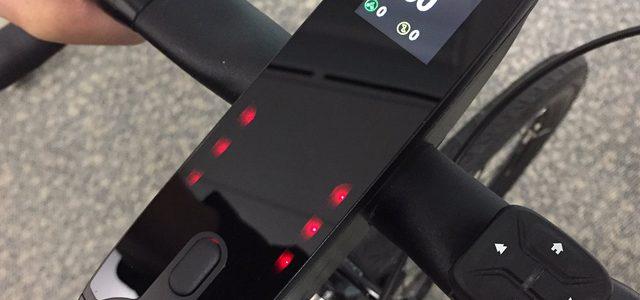 Intelligent cykellys der styres af dit hoved…