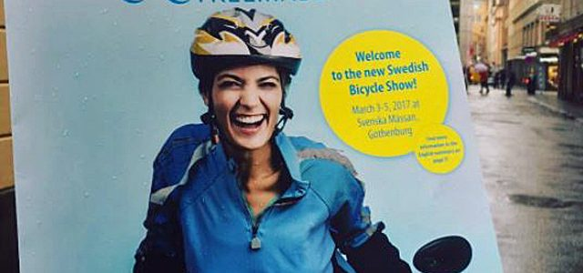 Sveriges største cykelmesse holder flyttedag