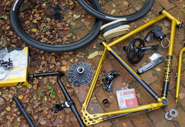 Saml Selv Din Cykel