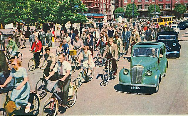 Ny cykelpolitisk tænketank