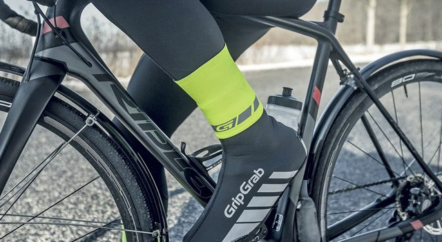 TEST: GripGrab CyclinGaiters Hi-Vis