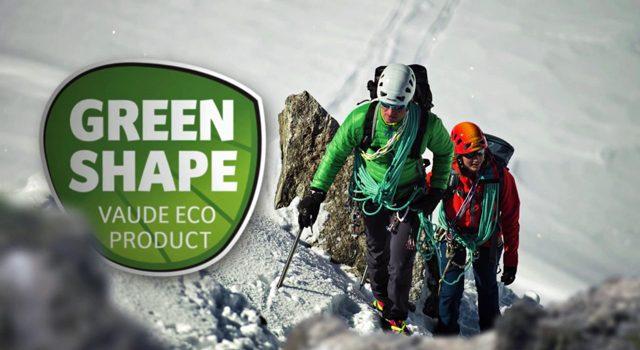 Vaude Green Shape