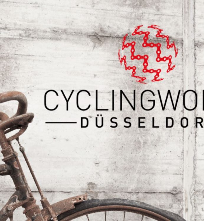 Cyclingworld i Dusseldorf