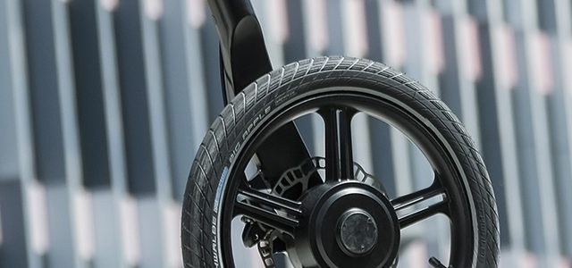 Elektrisk foldecykel fra Peugeot