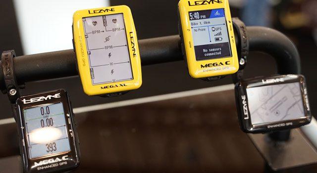 Nye GPS'er fra Bryton, Garmin og Lezyne