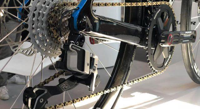 Universelt hydraulisk 1×13 geartrain fra RotorBike