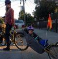 Frances Farfarer Cykeltrailer
