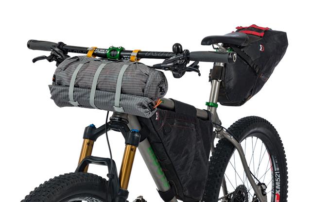 Minimalisttelte til Bikepackeren